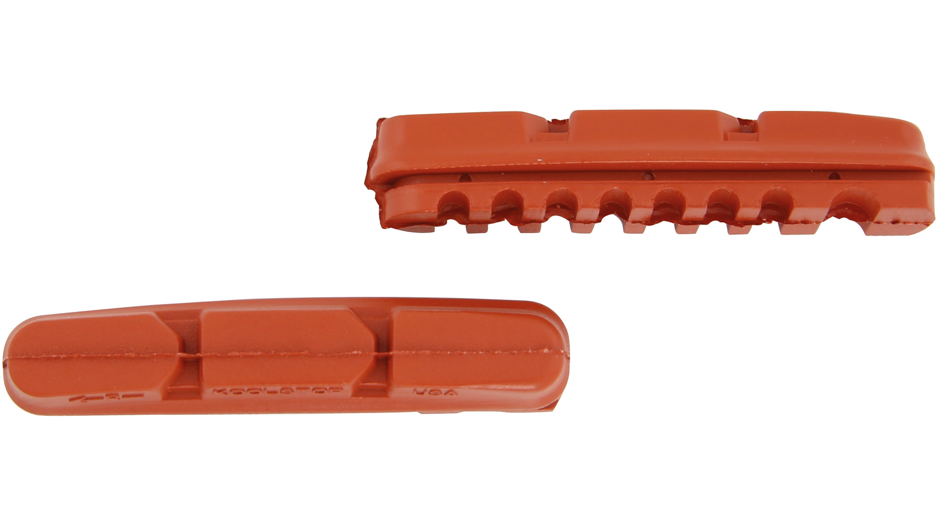 Kool Stop Brake Pad Dura 2 Red for Cross Holder