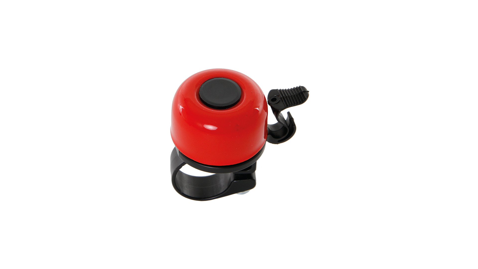 Contec Bicycle Bell Mini Bell 33mm Handlebars Ø22.2mm Red
