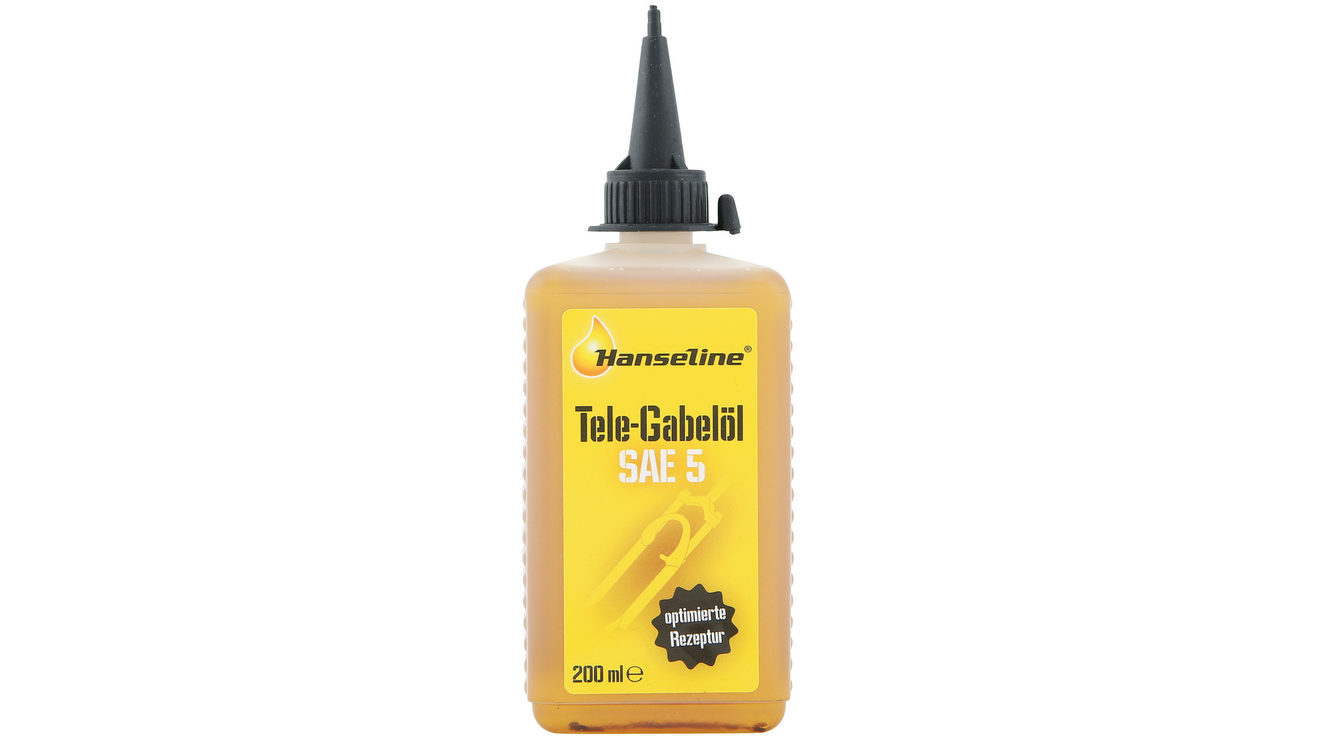 Hanseline Suspension Fork Oil SAE5 200ml