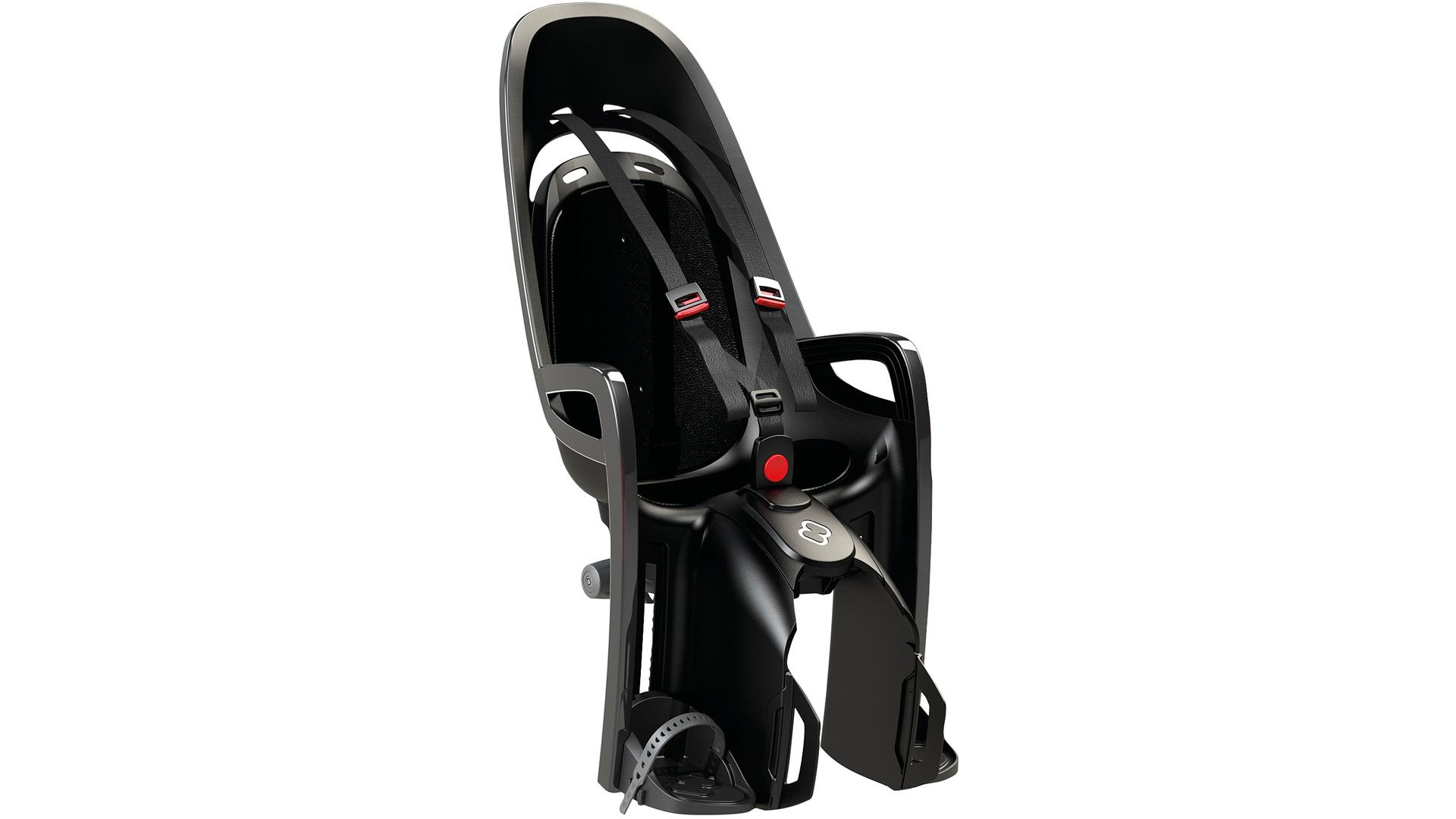 Hamax Bicycle Childseat Zenith Gray/Black Carrier Assembly