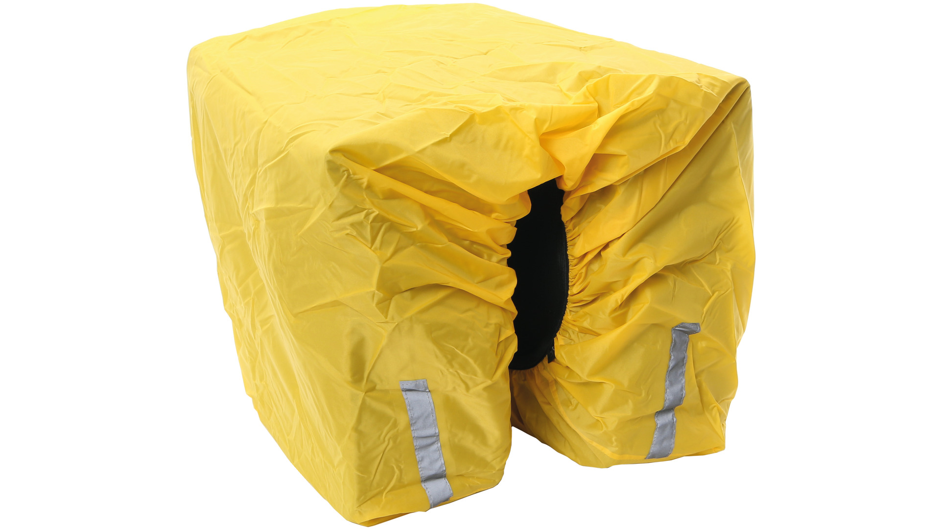 Hock Rain Cover for Double Bag - Yellow