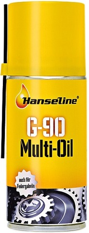 Hanseline Multi Oil G-90 Spray Can 150ml