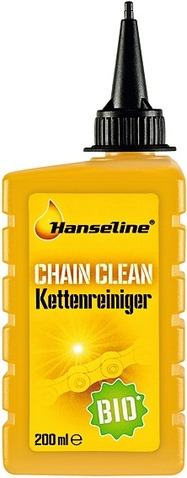 Hanseline Bio Chain Cleaner Bottle 200ml