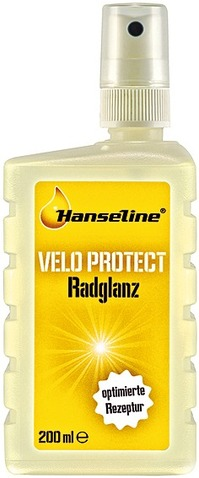 Hanseline Radglanz Maintenance Product Spray Bottle 200ml