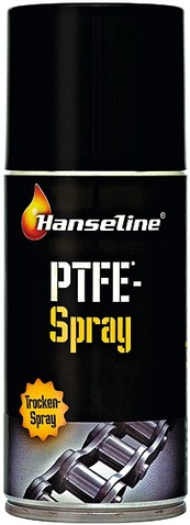 Hanseline PTFE Teflon Spray Spray Can 150ml