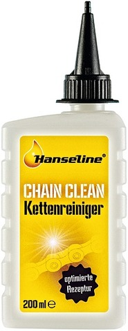 Hanseline Chain Cleaner Bottle 200ml