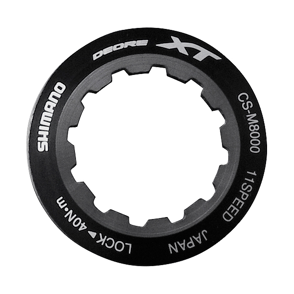 Shimano Lock Ring And Spacers M8000
