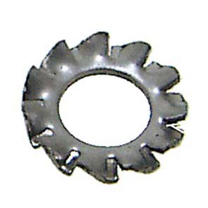 Serrated Washer M5 Stainless