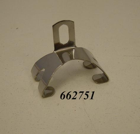 Sks Fender Clamp Esge Hybride 45Mm Stainless