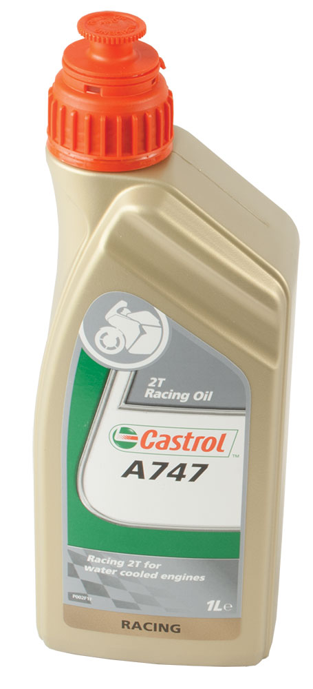 Castrol Racing Oil A747 1 Liter