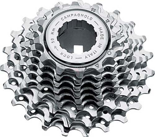 Campagnolo Veloce Cassette 9 Speed 13/23 Tooth
