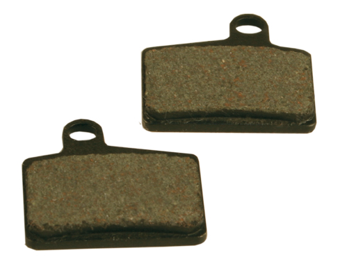 Fibrax Brake Pads ASH923 Organic for Hayes Stroker Ryde