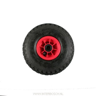 Hand Truck Wheel Complete With Tire 300X4
