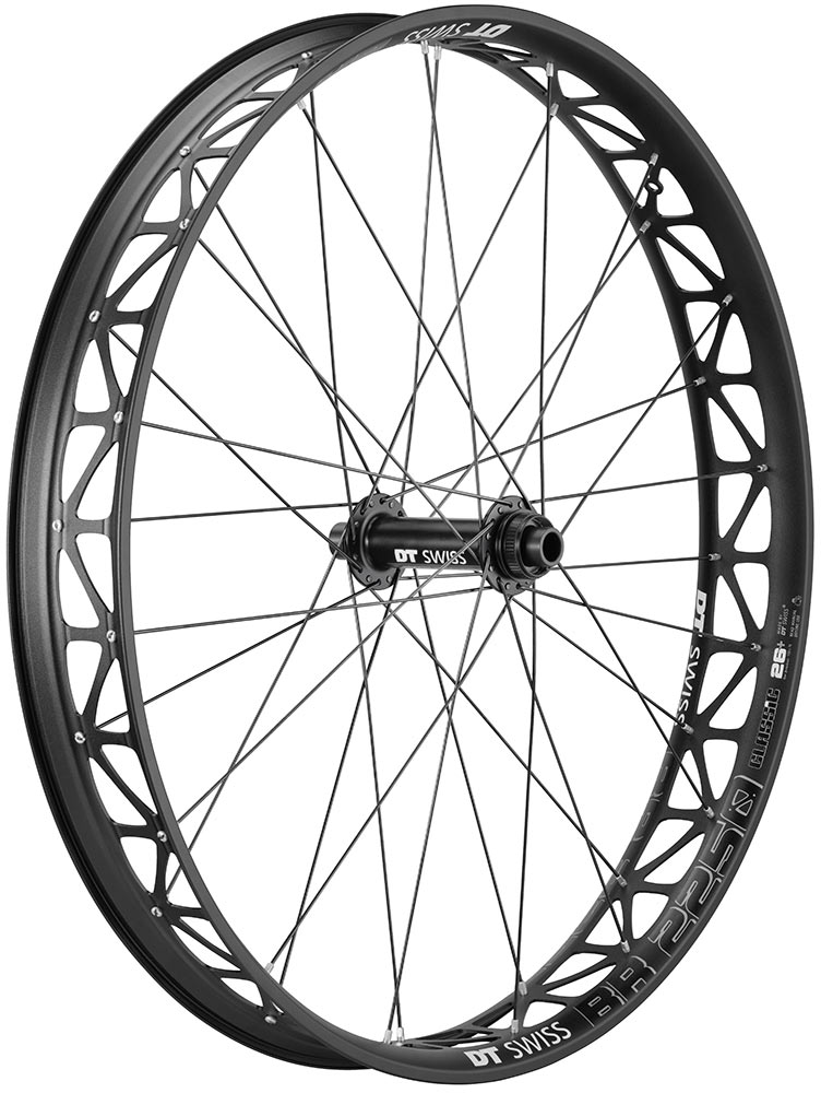 DT Swiss Front Wheel BR2250 Classic 26 Inch Disc Black