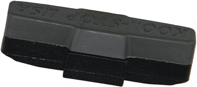 Kool Stop Brake Pad Dura 2 Grey E-Bike for Cross Holder
