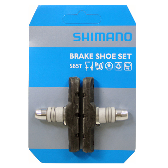 Shimano Brake Pad Set V-Brake Brm420/330 S65