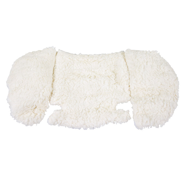 Melia Side Head Rest Cotton Sheep For Toddler Seat