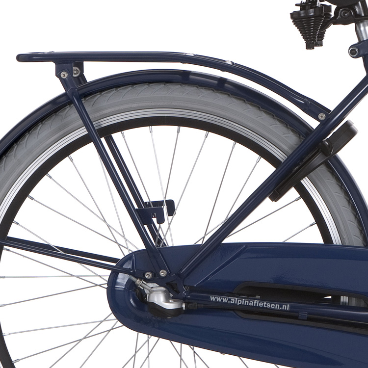 Alpina Clubb Luggage Carrier 26 Inch - Dark Blue