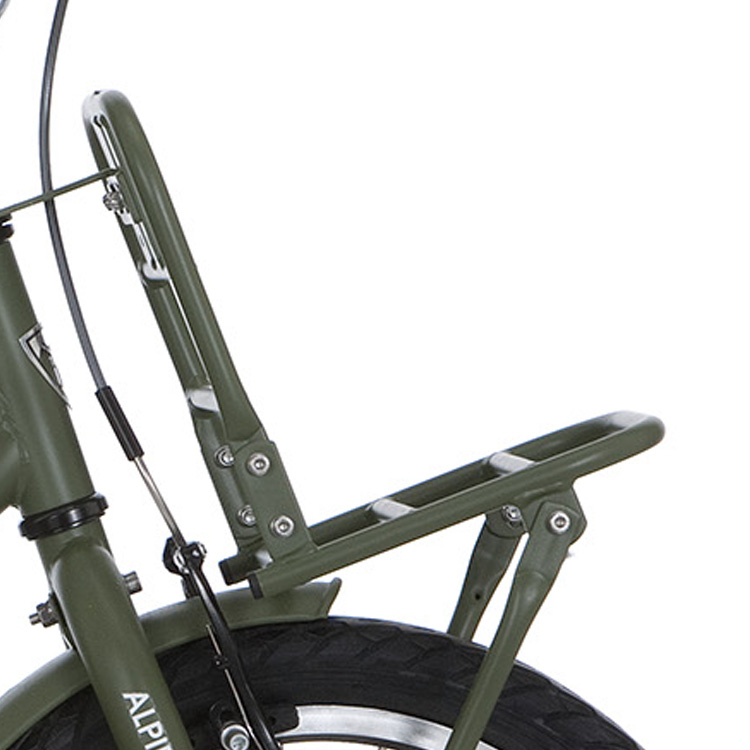 Alpina Front Carrier 16 Inch Cargo - Army Green