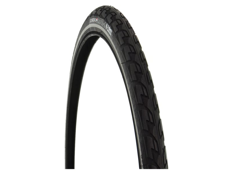 Cordo Tire Rapid-E 28 x 1 3/8 3mm Breaker Reflective - Black