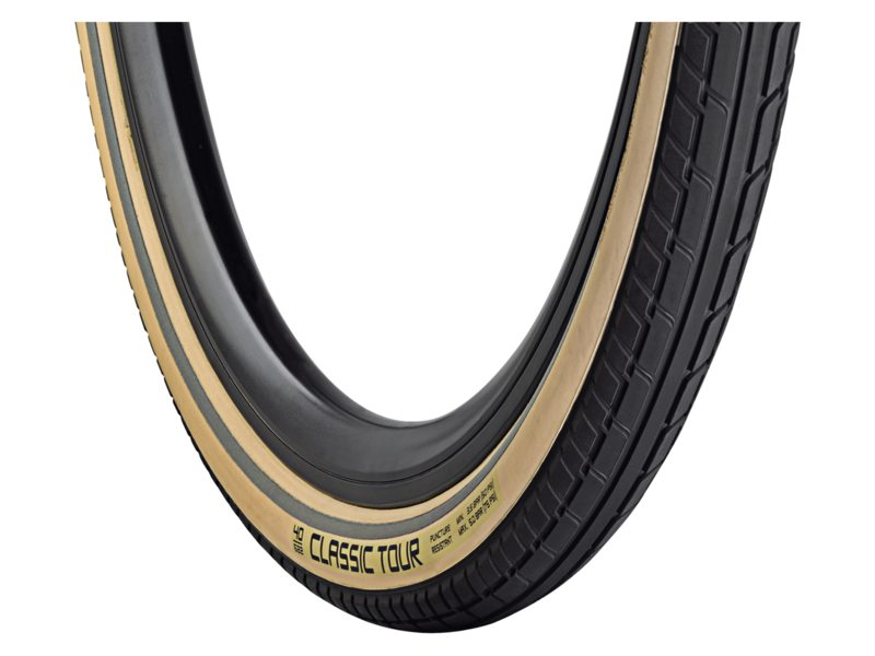 Vredestein Tire Classic Tour 28 x 1.5 - Black/Cream