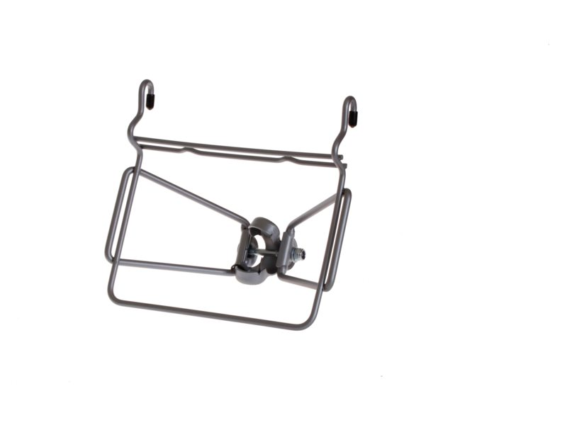 Steco Mand-Mee Carrier Oversized Clamp Anodized look
