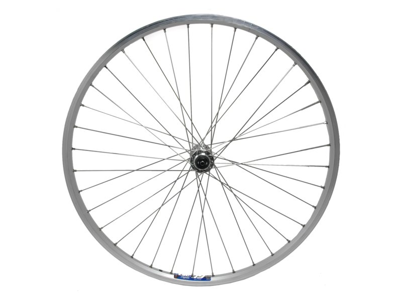 Front Wheel 26x1.75 ZAC19R Shimano RM40 Quick Release Silver