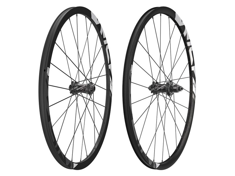 Sram Front Wheel Rise 60 29 Inch Quick Release Skewer Black