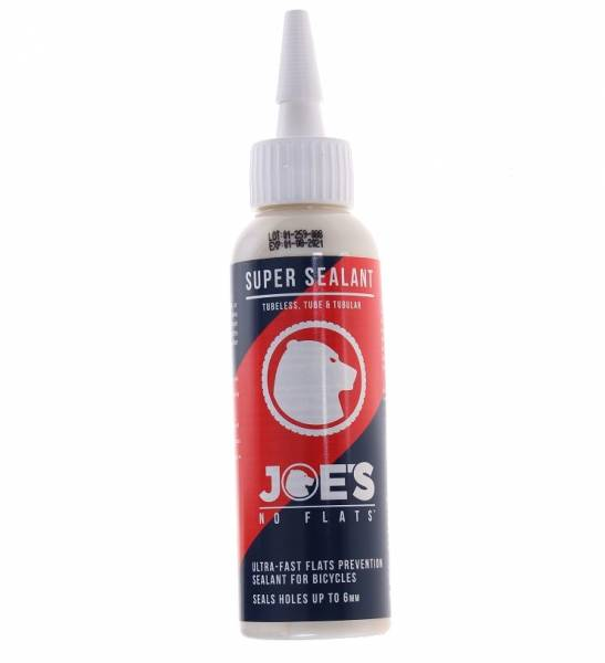 Joe No Flats Super Sealant 125ml Liquid Latex
