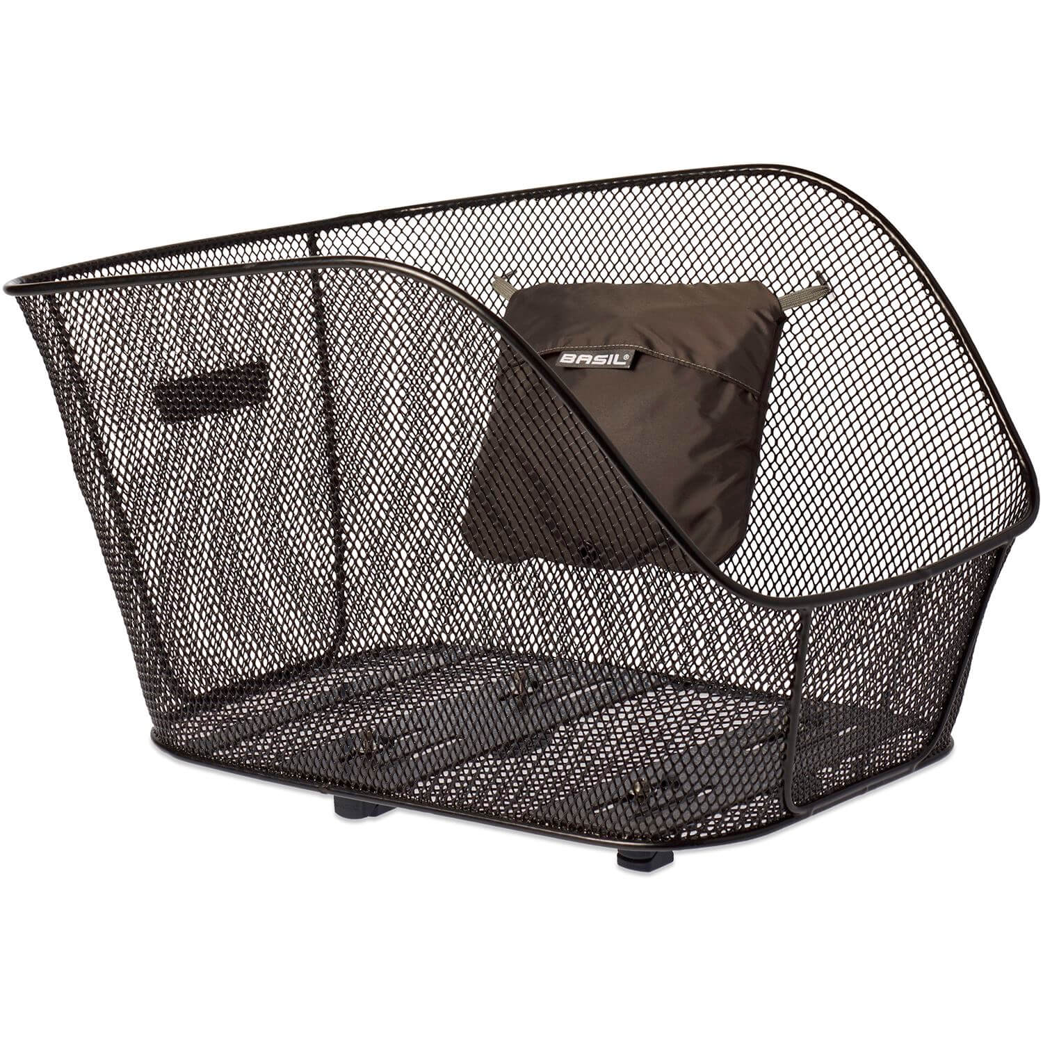 Basil Rain Cover Keep Dry Gray L For Icon/Bold L