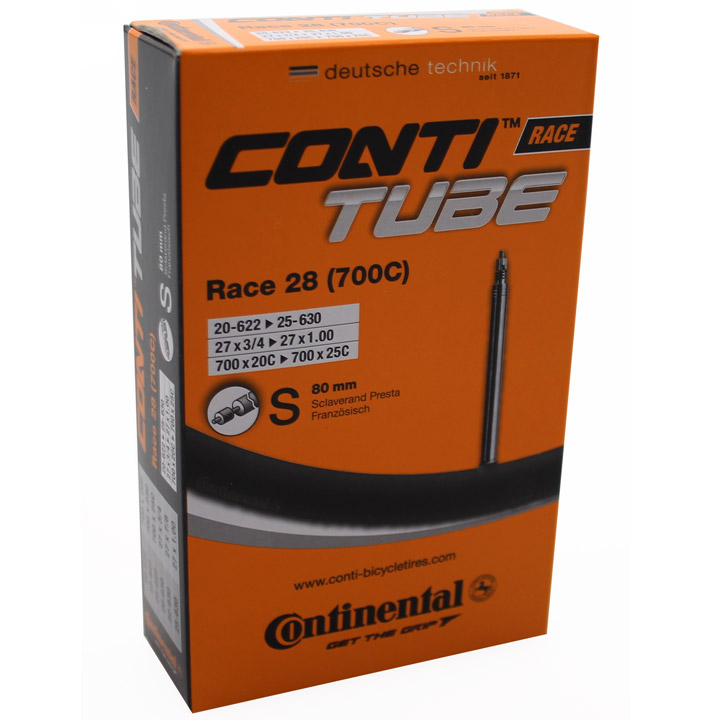 Continental Race Inner Tube 28x1 1/8\
