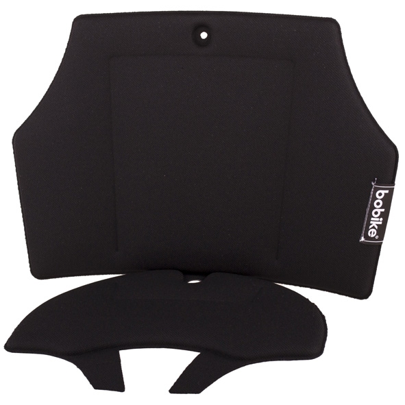 Bobike Cushion Maxi Exclusive Rear - Urban Black
