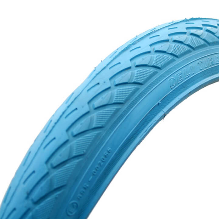 Deli Tire Tire 18x1.75 2084 Light Blue