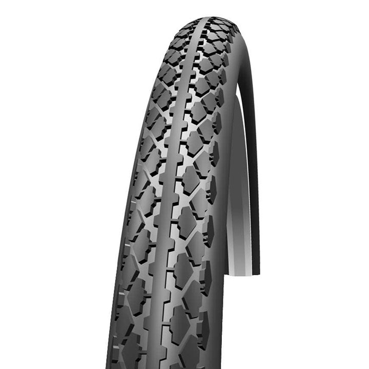 Schwalbe Tire 18 x 1.75 HS159 K-Guard Black / White Line
