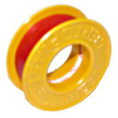 Certoplast Roll Insulating Tape Red