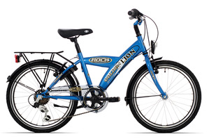 Golden Lion Boys Bike 20 Inch 6S - Blue