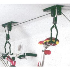 Proplus Ceiling Mounted Bike Lift