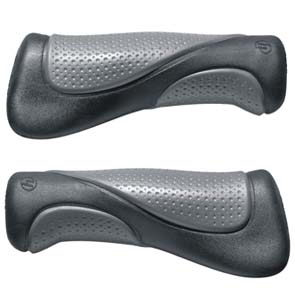 Herrmans Bicycle Grips Primergo 120 Bk (1Paar)