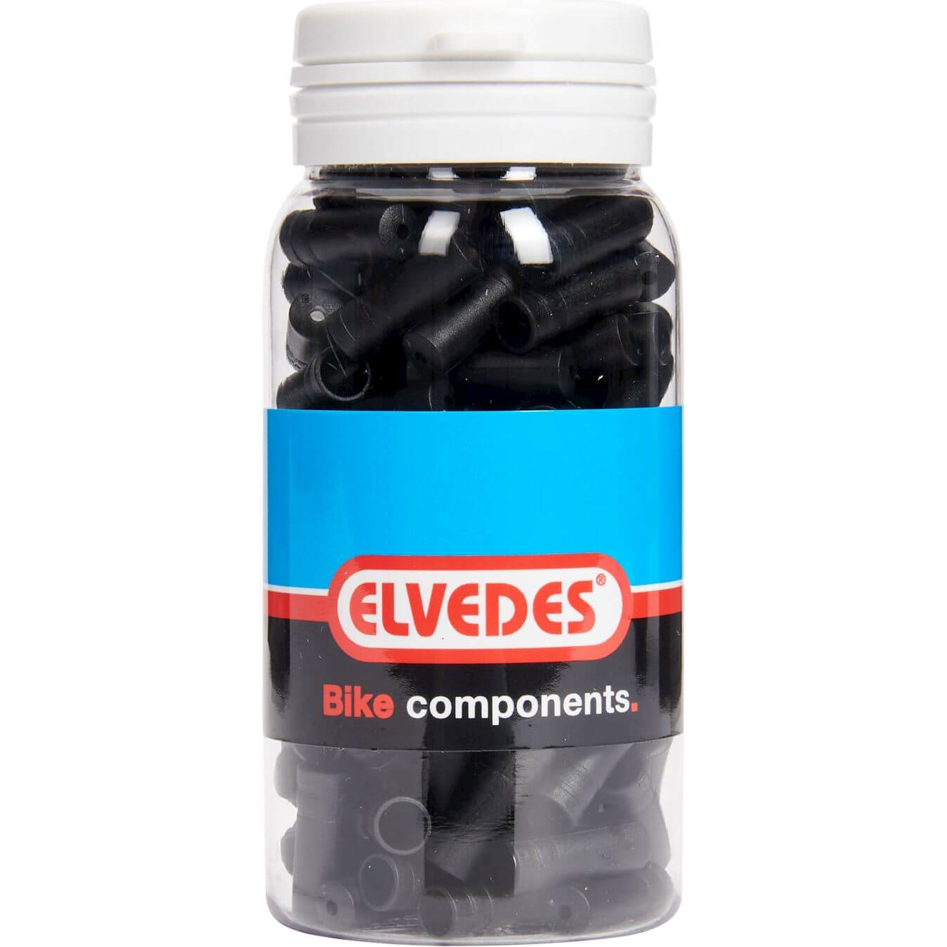 Elvedes Cable Ferrule 5Mm Pvc Black (1)