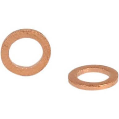 Elvedes Copper O-Ring for Hydraulic Brake Systems (1)