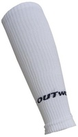 Outwet Knee Warmers White - One Size