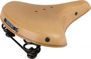 Lepper Concorde 810 Bicycle Saddle Women 250x210mm - Beige