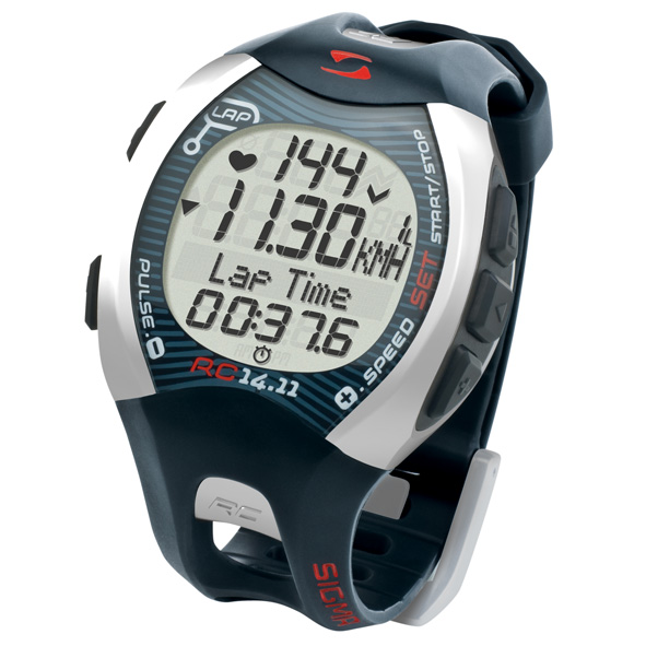 Sigma Sports Watches Pc1411 Grey