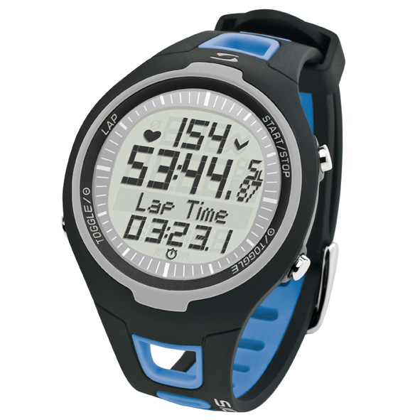 Sigma Sports Watches Pc1511 Black/Blue