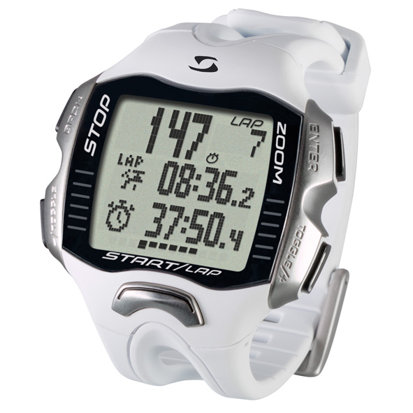 Sigma Sport/Fitness Watch RC Move + R1 Dongle - White