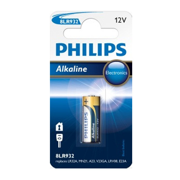 Philips Battery Ladycell 8LR932 12V