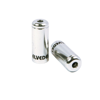 Elvedes Cable Ferrule 5Mm - Silver (1)