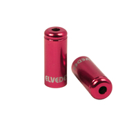 Elvedes Cable Ferrule 5Mm - Red (1)