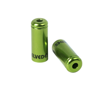Elvedes Cable Ferrule 5Mm - Green (1)
