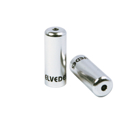 Elvedes Cable Ferrule 4.2Mm - Silver (1)